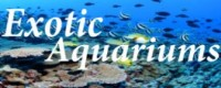 Exotic Aquariums logo